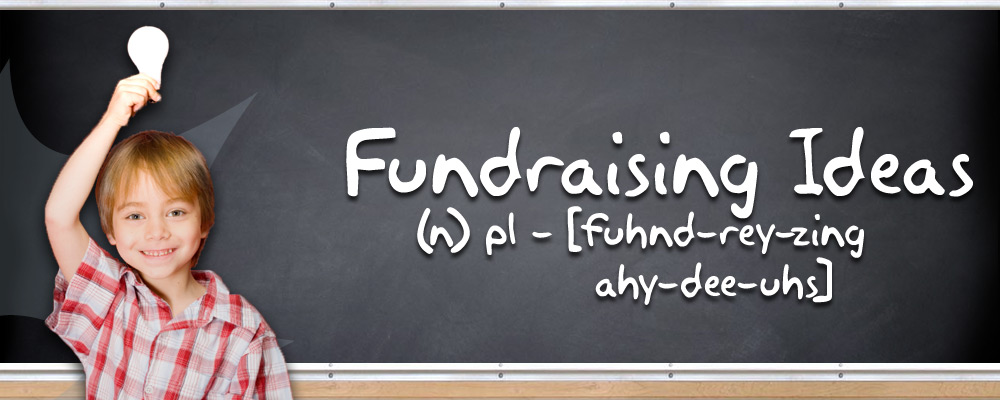 Great fund raiser ideas and themes